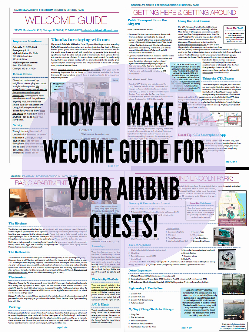 Vacation Rental House Rules Template Luxury Starting An Airbnb Listing is the Easiest Part Of Hosting