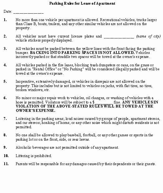 Vacation Rental House Rules Template Unique Leasing Contract Template Hashtag Bg