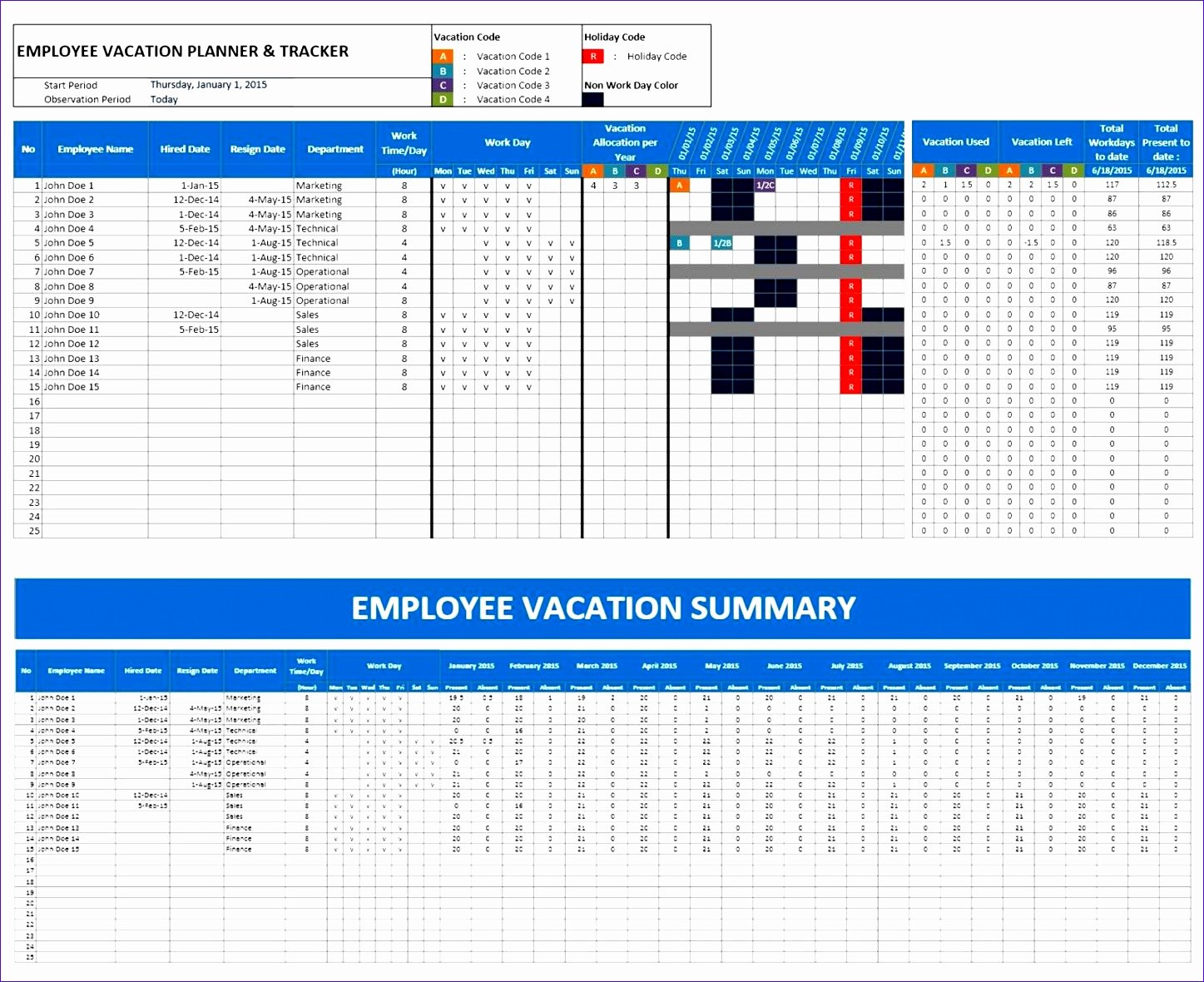 Vacation Schedule Template 2016 Lovely 8 100 Day Plan Template Excel Exceltemplates