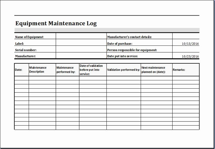 Vehicle Maintenance Checklist Excel Best Of Pin by Microsoft Fice Templates On Microsoft Templates