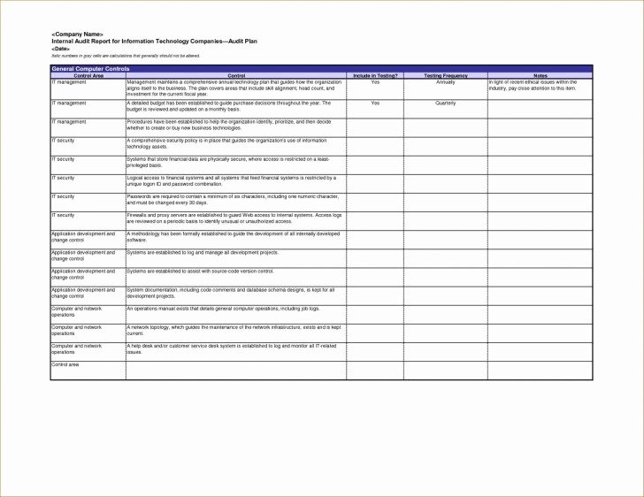 Vendor Audit Checklist Template Fresh 008 Supplier Audit Plan Template Desk form Checklist to