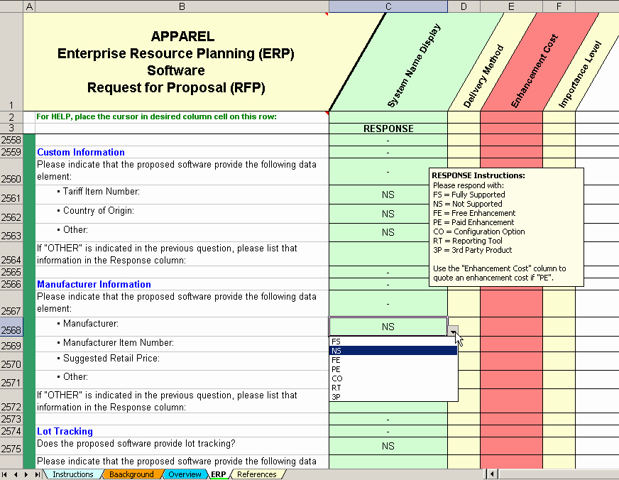 Vendor Comparison Template New 21 Of Accounting software Evaluation Matrix