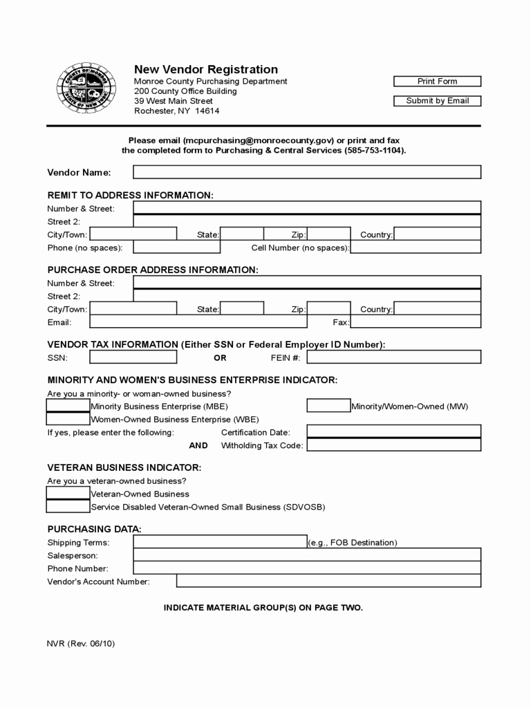Vendor Credit Application Luxury Image Result for Vendor Registration form Template