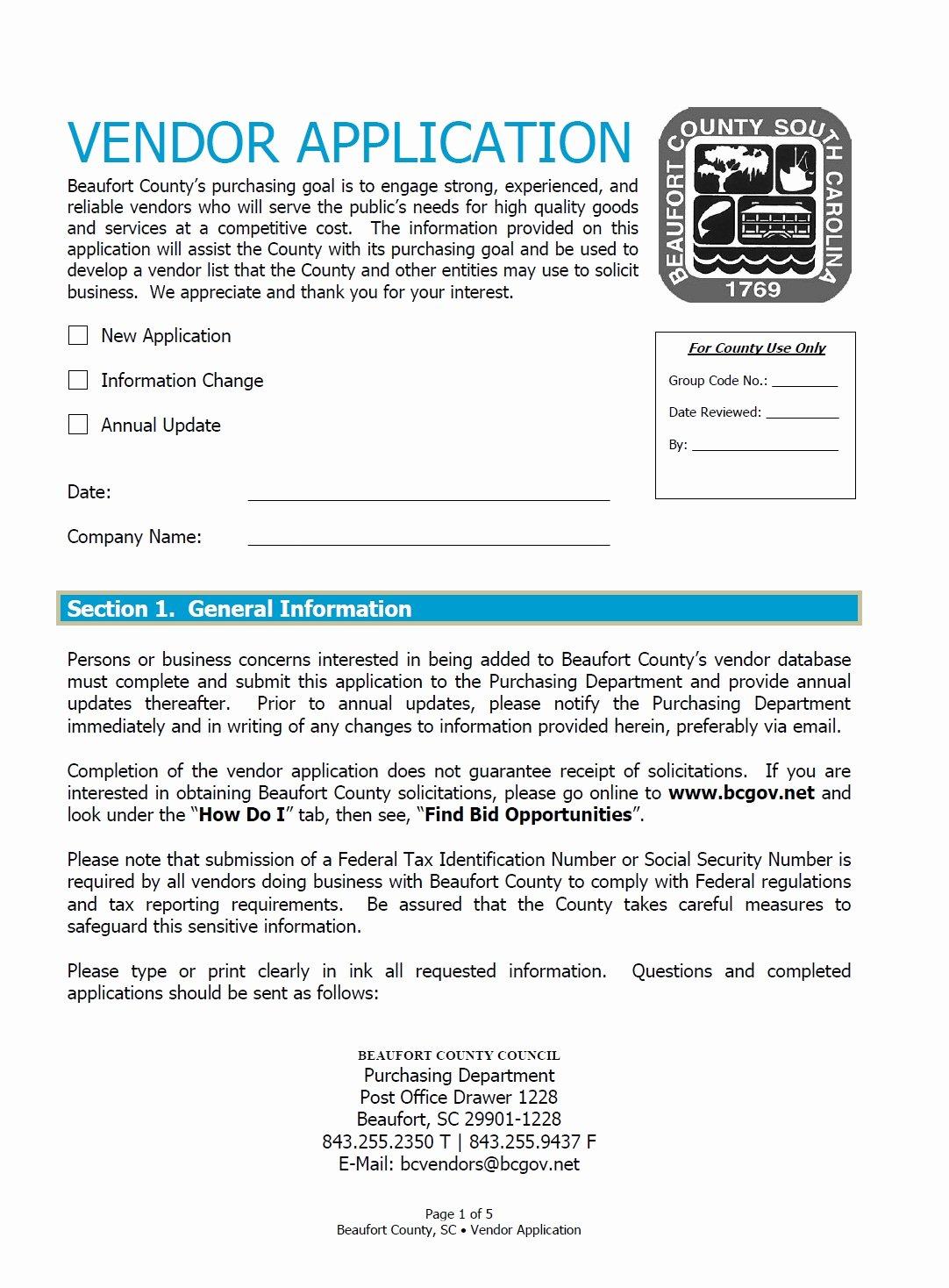 Vendor Information form Luxury Vendor Registration Driverlayer Search Engine