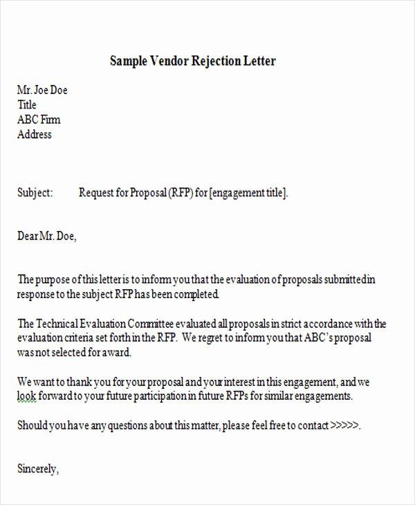 Vendor Recommendation Letter Sample Elegant 35 Proposal Letter format Samples Word Pdf