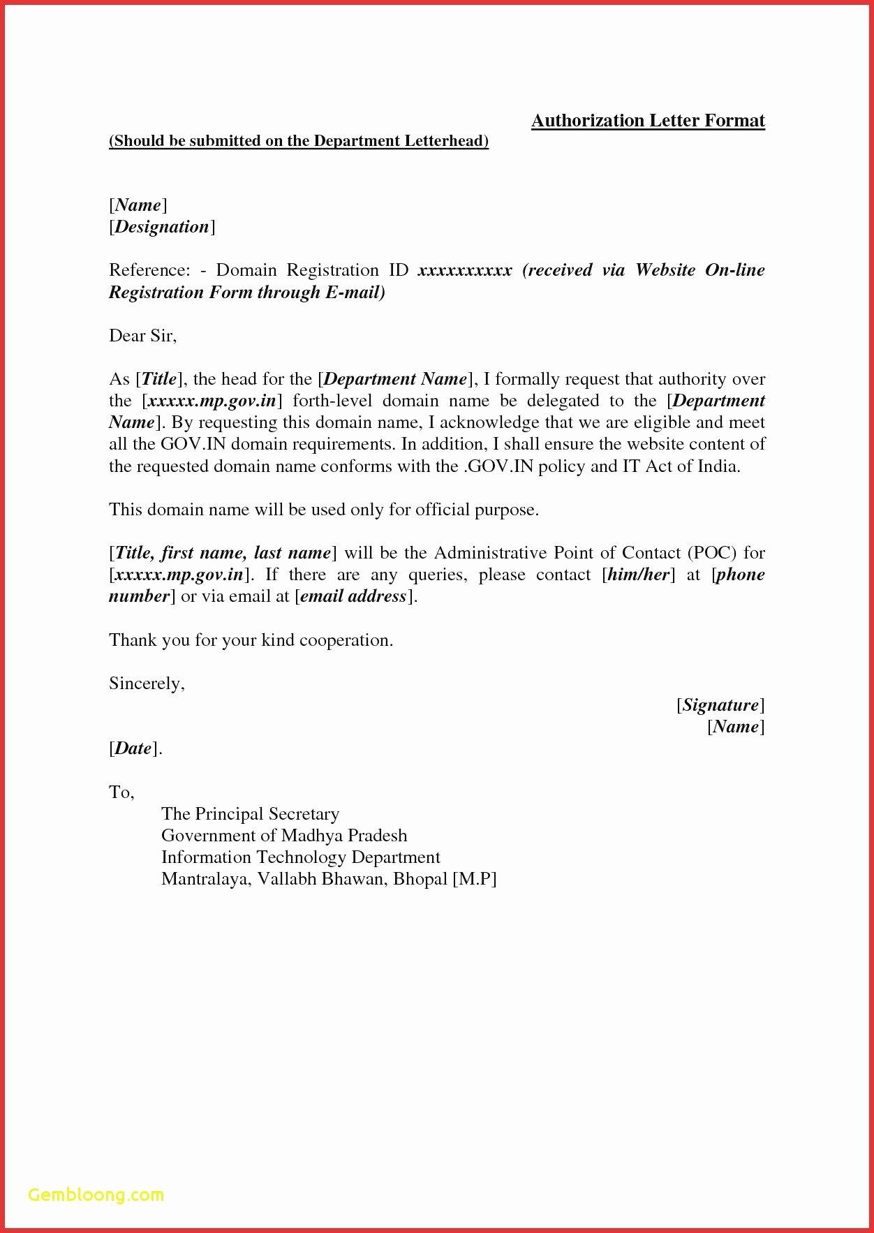 Vendor Recommendation Letter Sample Inspirational Sample Registration Letter School Vendor Application