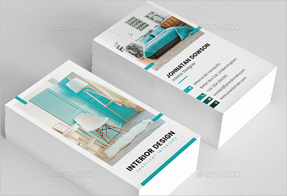 Vertical Postcard Layout Elegant 18 Furniture Business Cards Templates Free Psd Designs