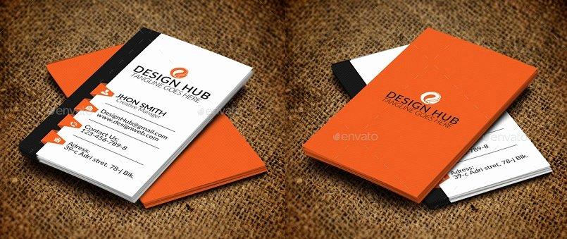 Vertical Postcard Layout Fresh Best Business Card Templates
