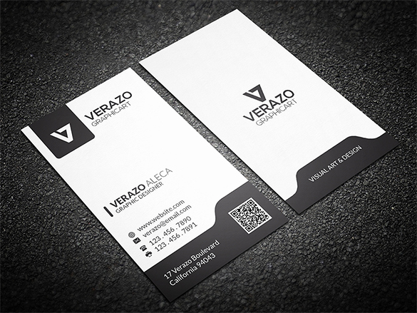Vertical Postcard Layout Inspirational 21 White Business Cards Psd Eps