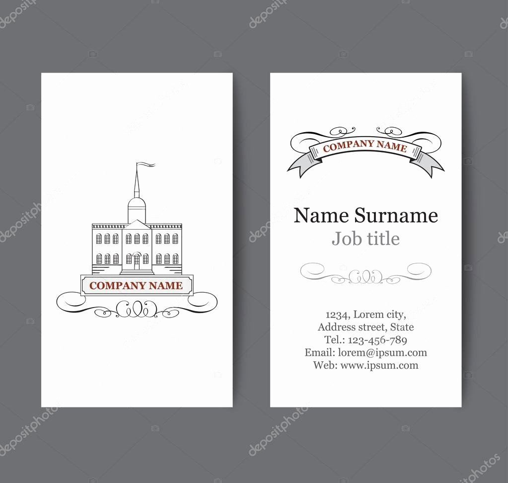 Vertical Postcard Template Awesome Business Card Template Real Estate Apartment Rental