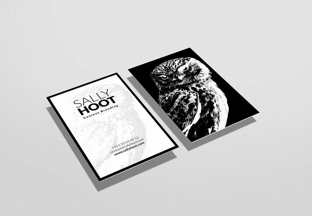 Vertical Postcard Template Beautiful 25 Free Vertical Business Card Mockups Psd Templates