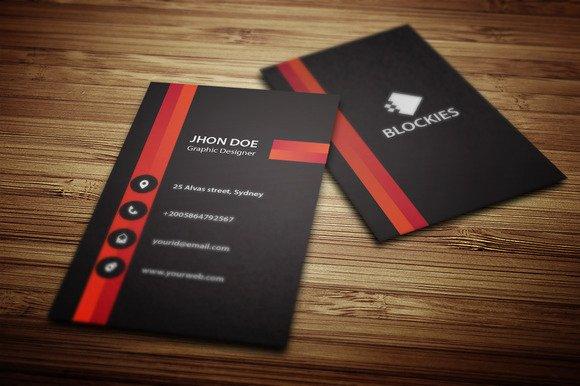 Vertical Postcard Template Fresh Vertical Business Card Template V 2 Business Card