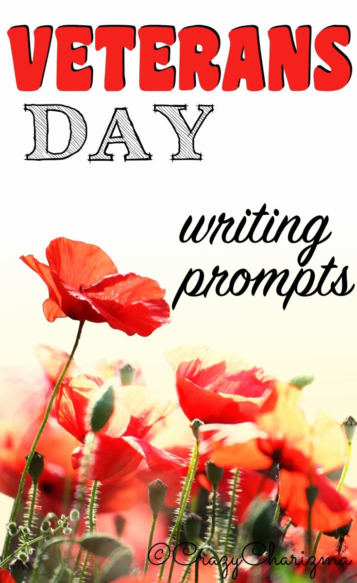 Veterans Day Essay topics Best Of Veterans Day Writing Prompts for Educators