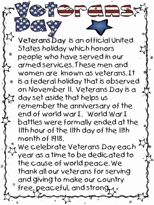 Veterans Day Essay topics Fresh Veterans Day Essay 2018 Happy Veterans Day Essay Ideas