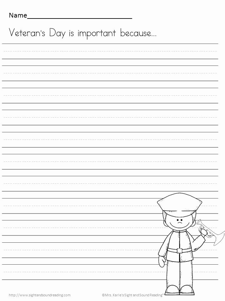 Veterans Day Essay topics Inspirational Verteran S Day Writing Prompts for Kindergarten 2nd Grade