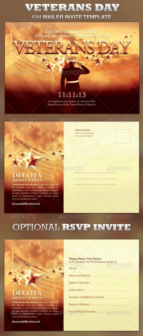 Veterans Day Flyer Template Free New Psd Veterans Day Church Flyer Портал о дизайне