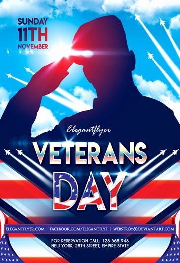 Veterans Day Flyer Templates Free Inspirational Free Psd Flyers Templates for event Club Party and