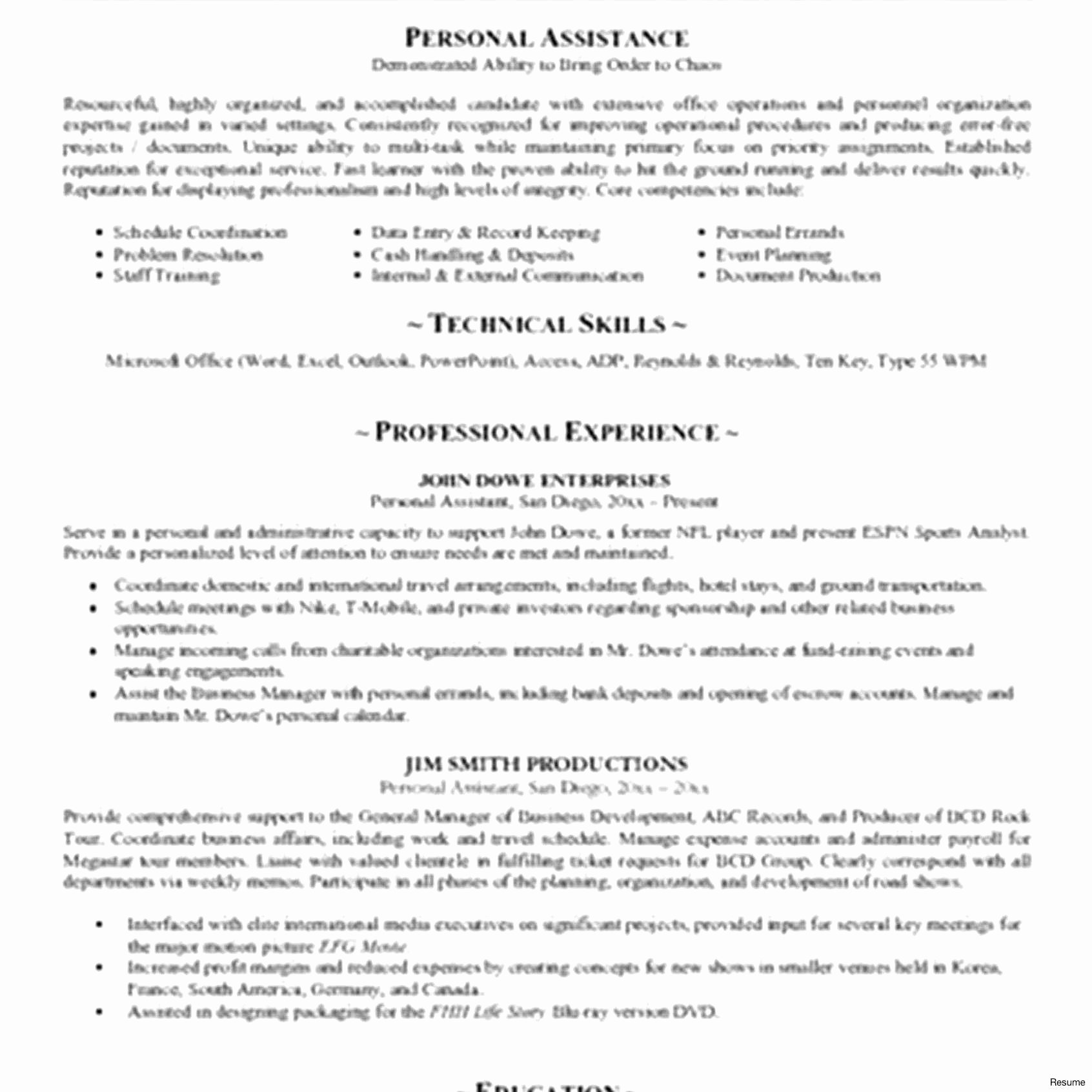 Virtual assistant Cover Letter Best Of Virtual assistant Proposal Sample Virtual assistant Cover