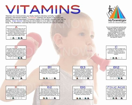 Vitamin Water Cheat Sheet Elegant Pharmacology Project 2 Plus 1 Fat soluble Vitamins