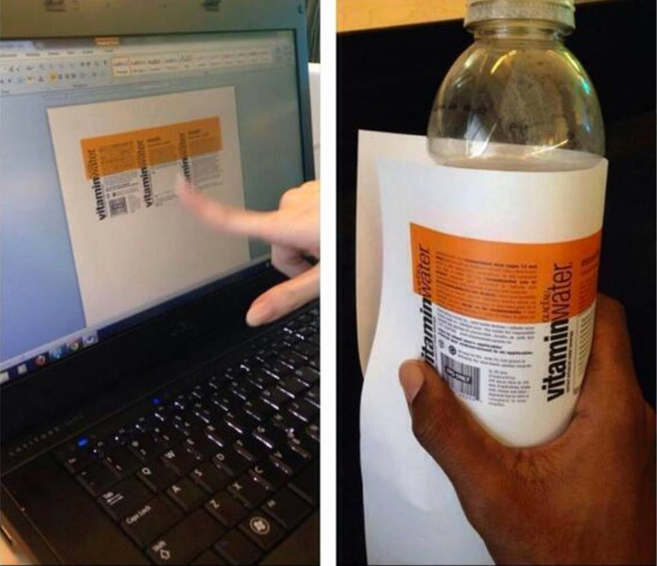 Vitamin Water Cheat Sheet Inspirational How to Cheat On A Test Tipsnest