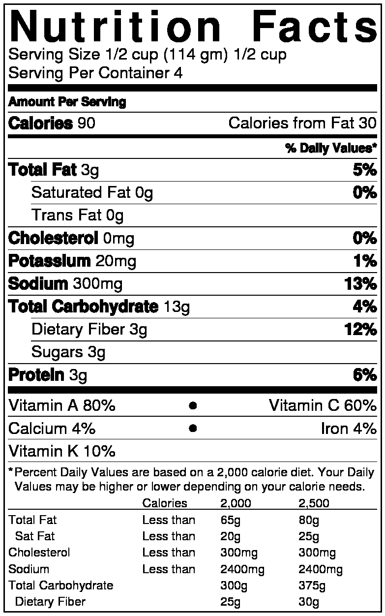 Vitamin Water Label Template Fresh Nutrition Fact Label K Free Daily