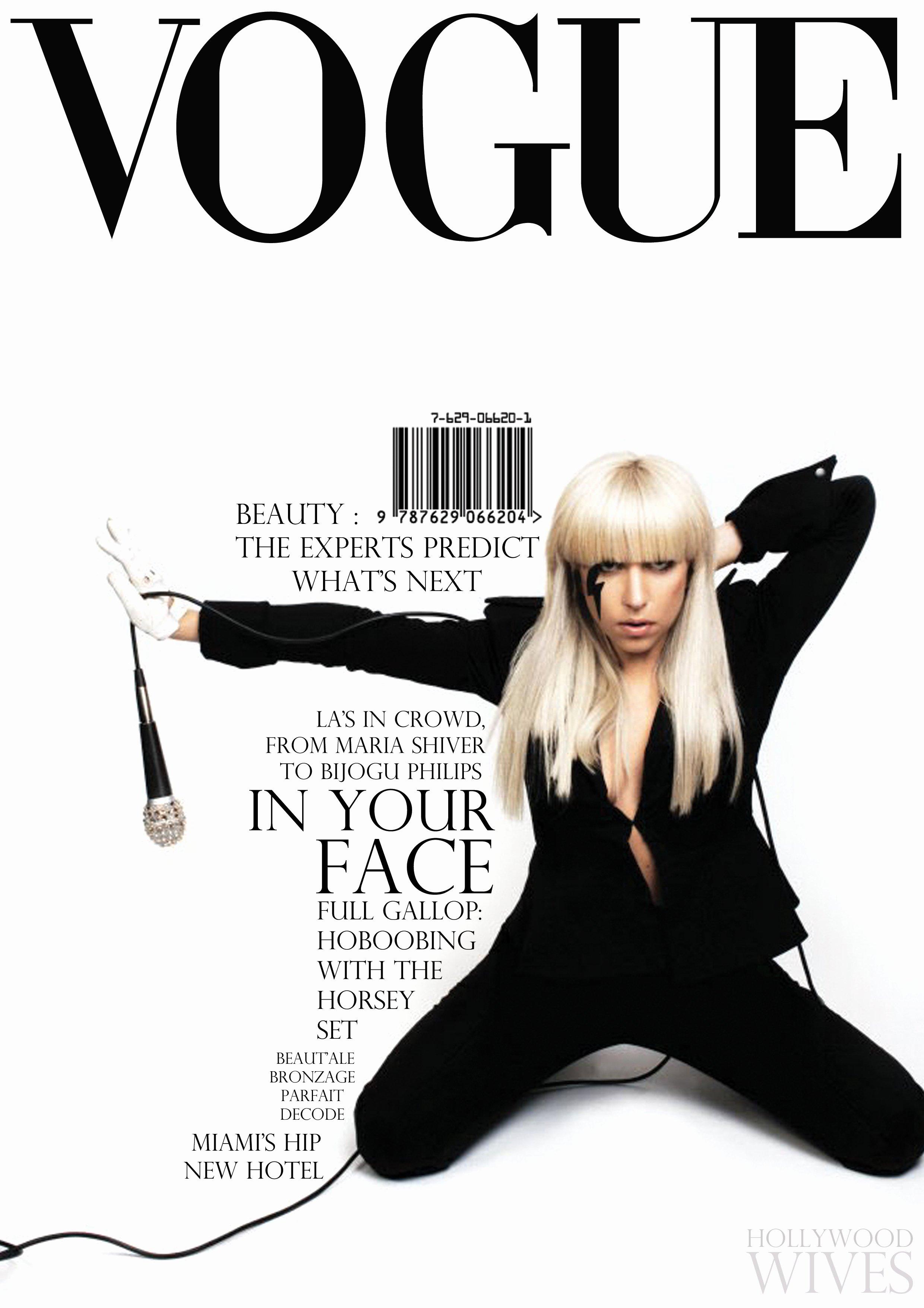 Vogue Magazine Cover Template Awesome Vogue Magazine Cover Template 40 attractive and Famous