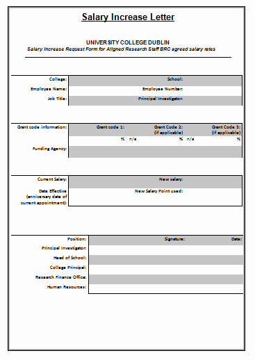 Wage Increase form Best Of 150 Payslip Templates