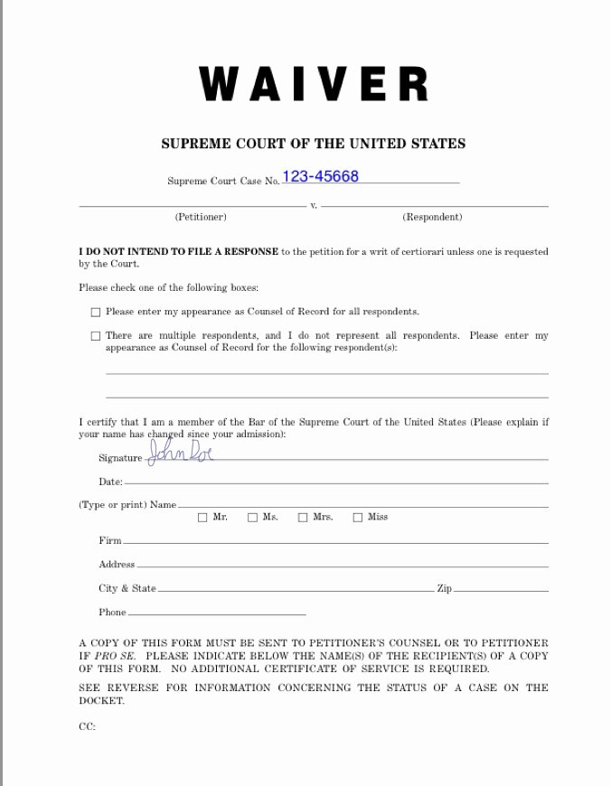 Waiver Template Word Unique Sample Waiver Free Printable Documents
