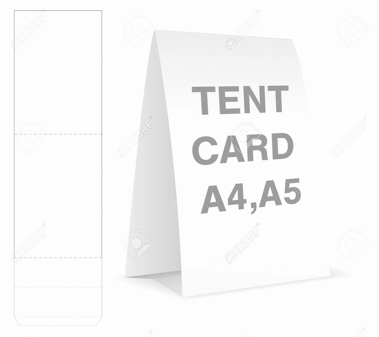 Wallet Card Template Excel Lovely Tent Card Template Free Download Indesign Illustrator