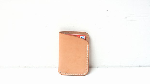 Wallet Card Template Free Inspirational Slim Leather Card Wallet Template Build Along Tutorial