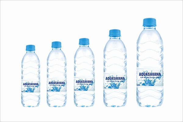 Water Bottle Templates Free Best Of Water Bottle Mock Up 10 Editable Psd Ai Vector Eps