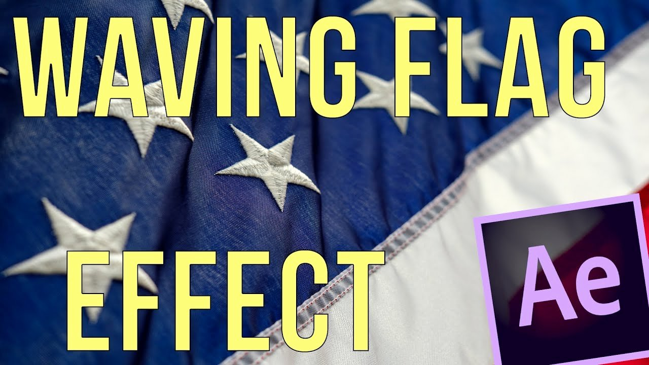 Waving Flag after Effects Best Of How to Make A Waving Flag In after Effects