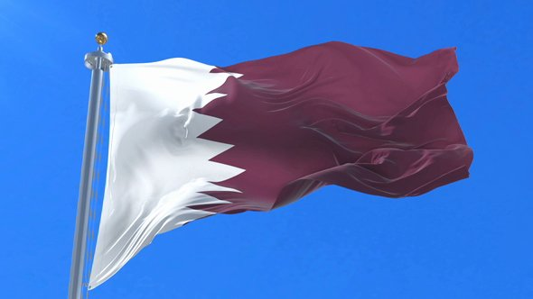 Waving Flag after Effects Inspirational Qatar Flag Waving by Ianm35