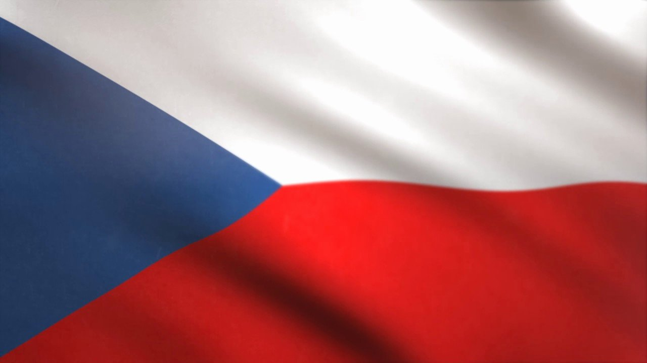 Waving Flag after Effects New Czech Republic Flag Waving Animated Using Mir Plug In