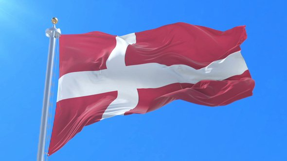 Waving Flag after Effects Unique Denmark Flag Waving by Ianm35