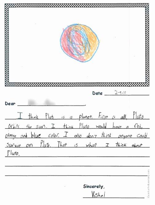 We are Moving Letter Elegant Janet S Planet