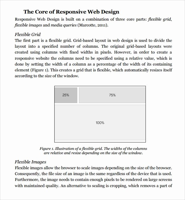 Web Design Proposal Sample Doc Unique Sample Web Design Proposal Template 8 Free Documents In