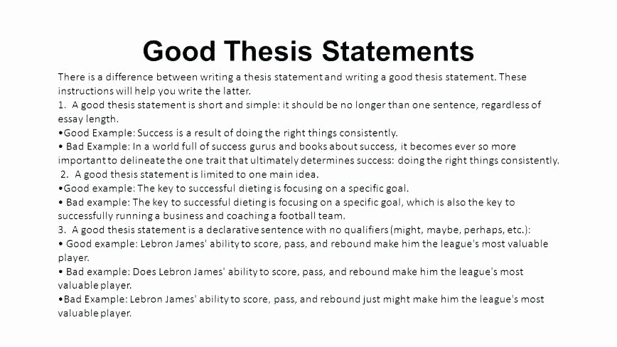 Website Analysis Essay Example Inspirational Argument Essay thesis How to Create A Powerful