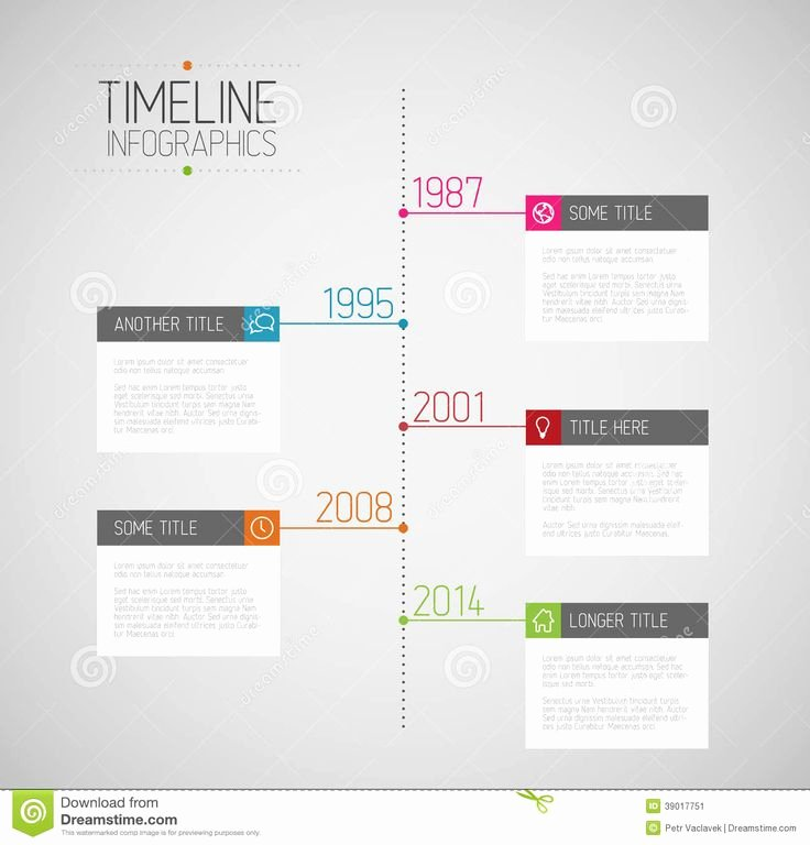 Website Development Timeline Template Elegant Timeline Ideas for Timelines