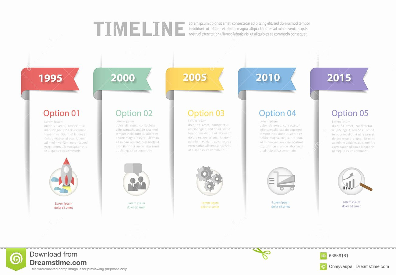 Website Development Timeline Template Lovely Timeline Template Can Be Used for Workflow Layout