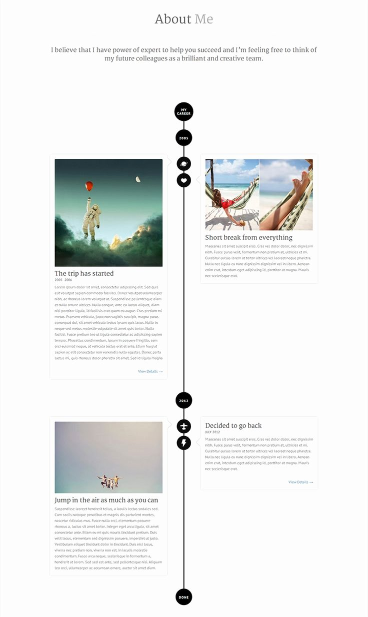 Website Development Timeline Template Luxury 134 Best Portfolio Wordpress themes Images On Pinterest