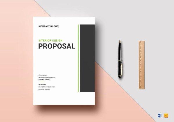 Website Proposal Template Word Beautiful Design Proposal Templates 17 Free Word Excel Pdf