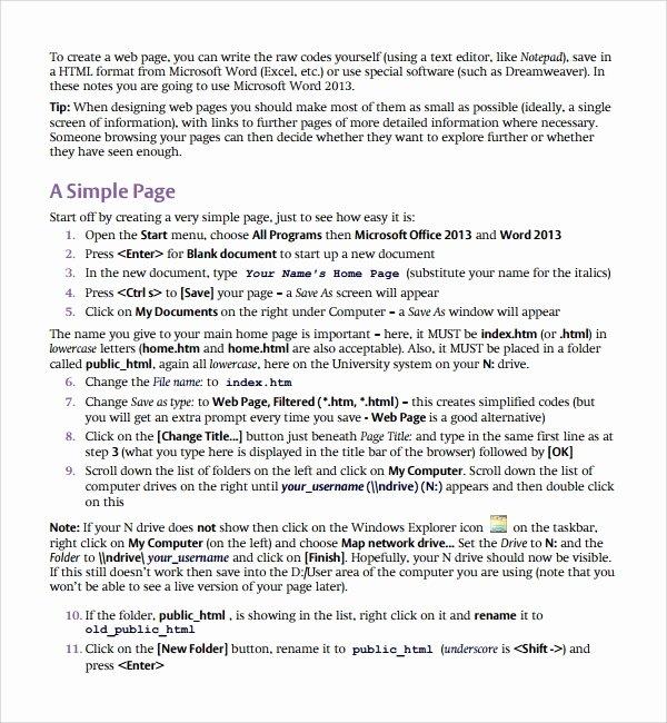 Website Proposal Template Word Elegant 11 Web Design Proposal Templates
