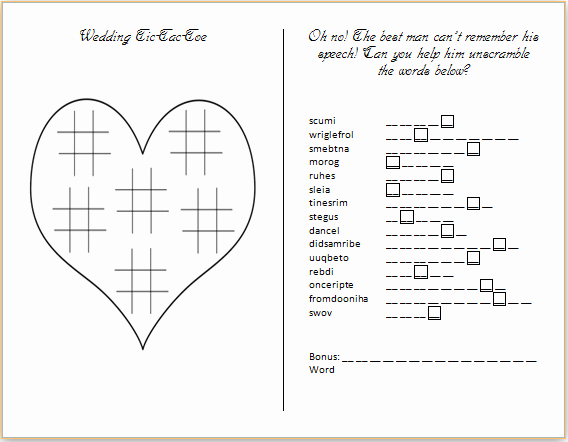 Wedding Coloring Book Templates Awesome Kids Activity Book