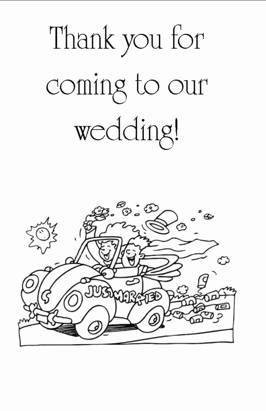 Wedding Coloring Book Templates Awesome Kids' Coloring and Activity Book
