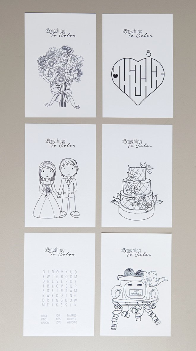 Wedding Coloring Book Templates Inspirational Print these Free Coloring Pages for the Kids at Your Wedding