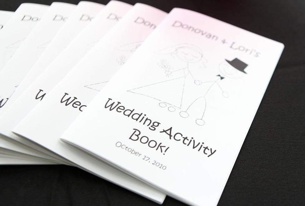 Wedding Coloring Book Templates Lovely Printable Personalized Wedding Activity & Coloring Book