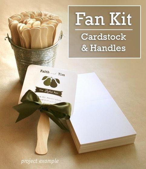 Wedding Fan Program Kit Beautiful 224 Best Wedding & Program Fans Images On Pinterest