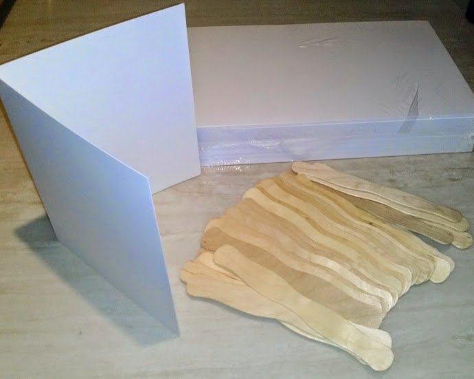 Wedding Fan Program Kit Lovely Do It Yourself Wedding Program Hand Paddle Fan Kit by