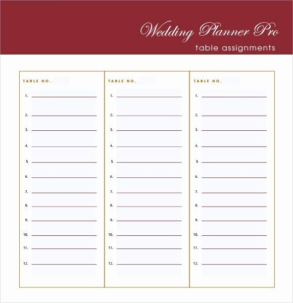 Wedding Guest List Templates Free Beautiful Sample Wedding Guest List 6 Documents In Pdf Word